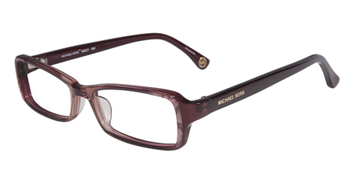 Glasses Frame Michael Kors : Michael Kors MK221 Eyeglasses Frames