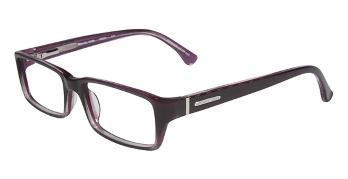 Michael Kors Black Frame Glasses : Michael Kors MK230 Eyeglasses Frames