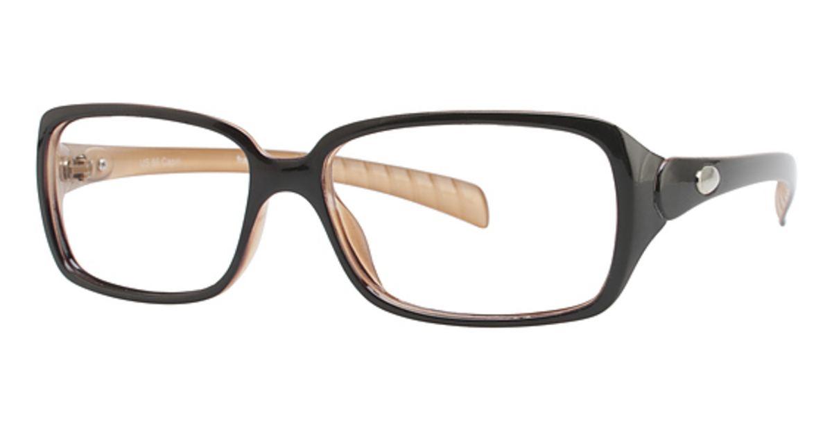 Glasses Frames Us : Capri Optics US 66 Eyeglasses Frames