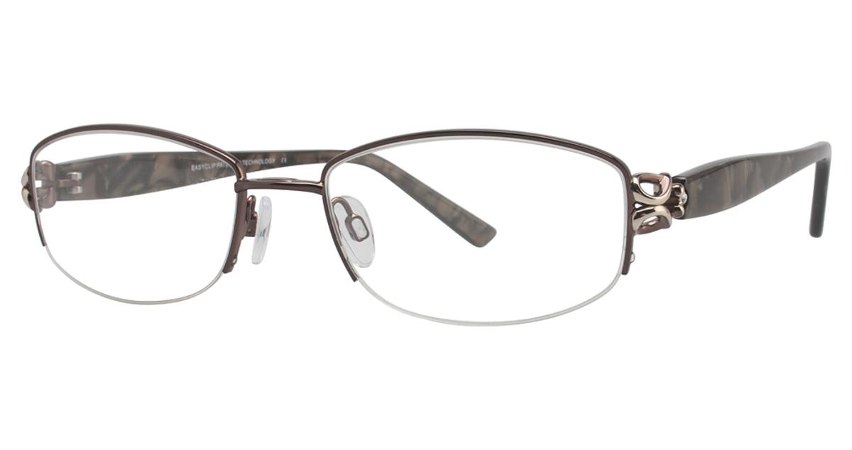 Aspex Easy Clip Eyeglass Frames : Aspex EC193 Eyeglasses Frames