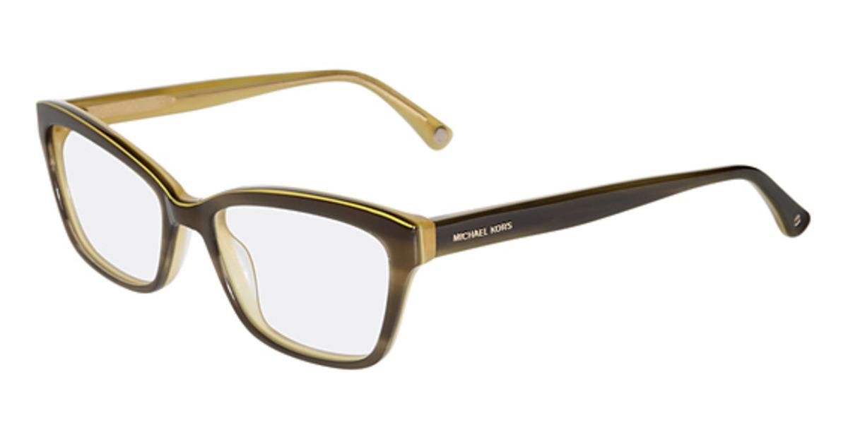 Eyeglasses Frames Michael Kors : Michael Kors MK257 Eyeglasses Frames