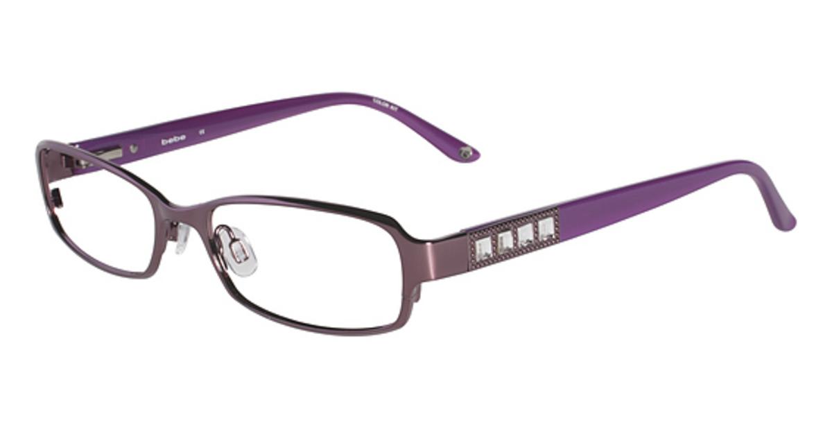 Bebe Hypnotic Eyeglass Frames : bebe BB5039 Eyeglasses Frames
