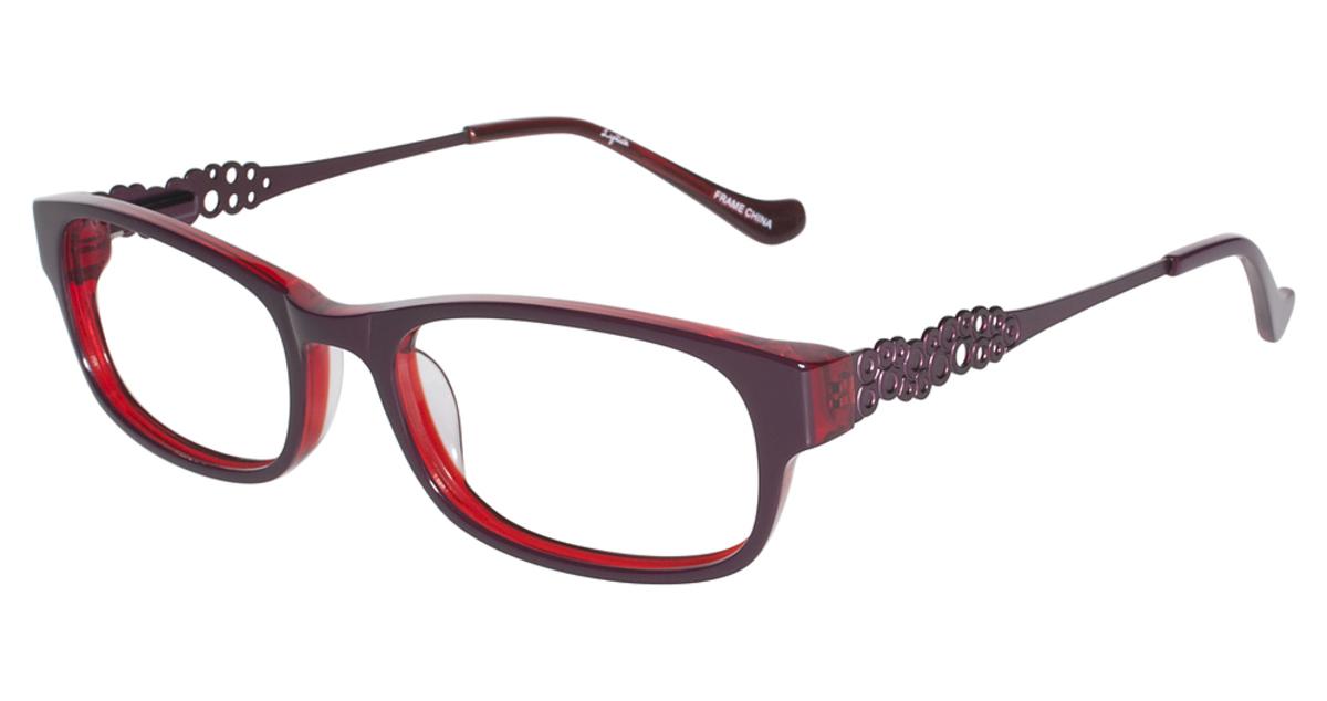 Glasses Frames With Lights : Lipstick Spot Light Eyeglasses Frames