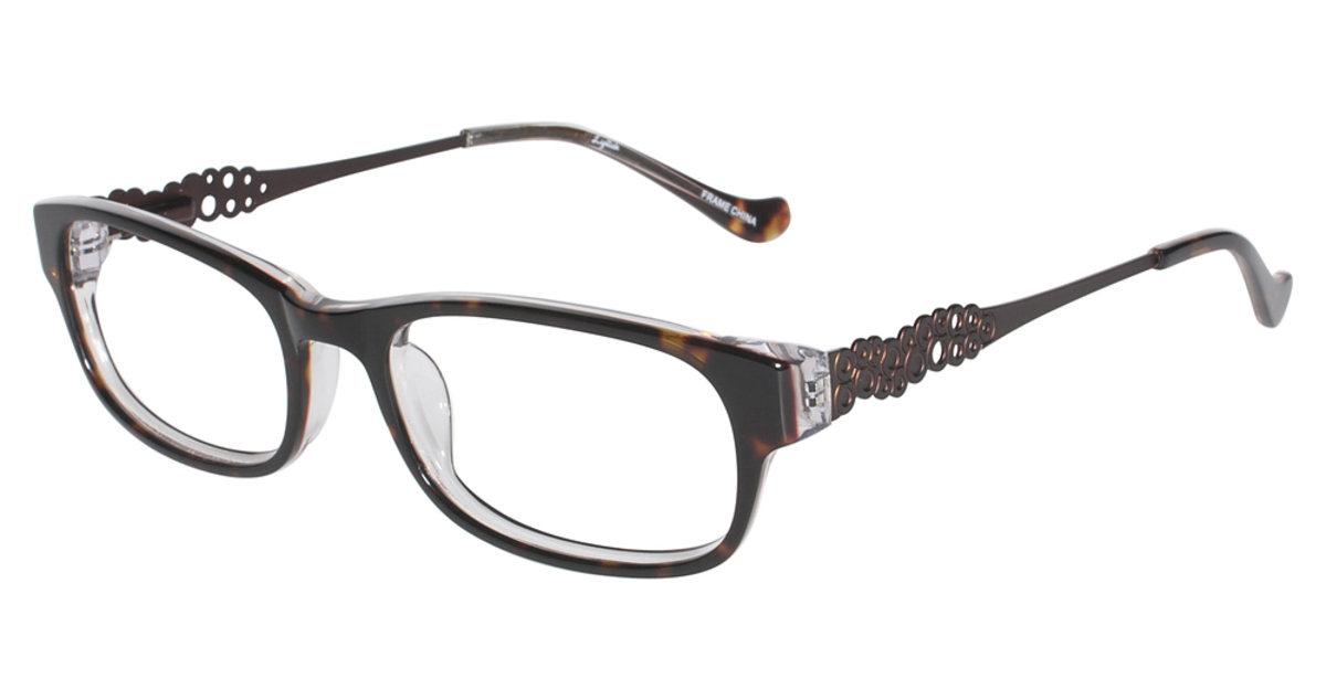 Best Lightweight Eyeglass Frames : Lipstick Spot Light Eyeglasses Frames