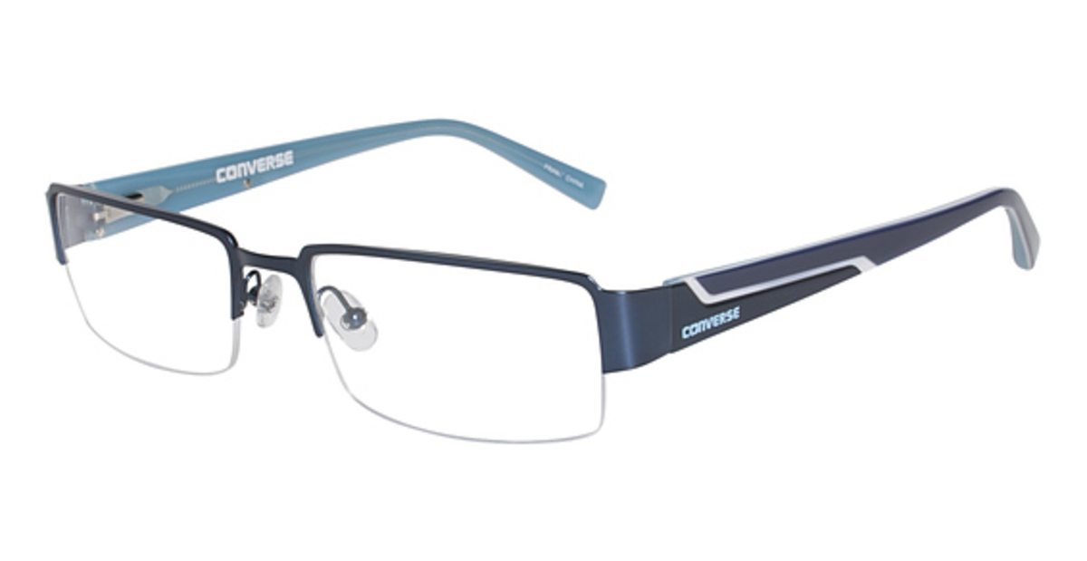 Rimless Glasses Bald : Converse Slide Film Eyeglasses Frames