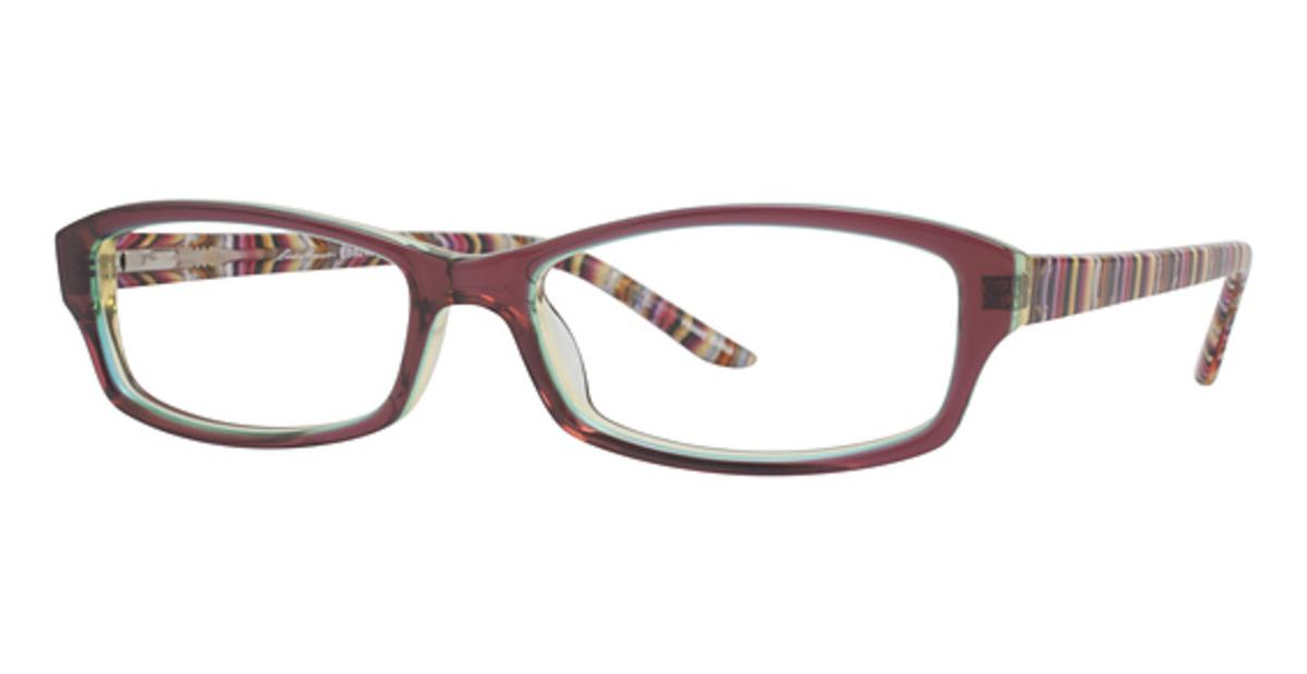 eddie bauer 8245 claret - Eddie Bauer Eyeglass Frames