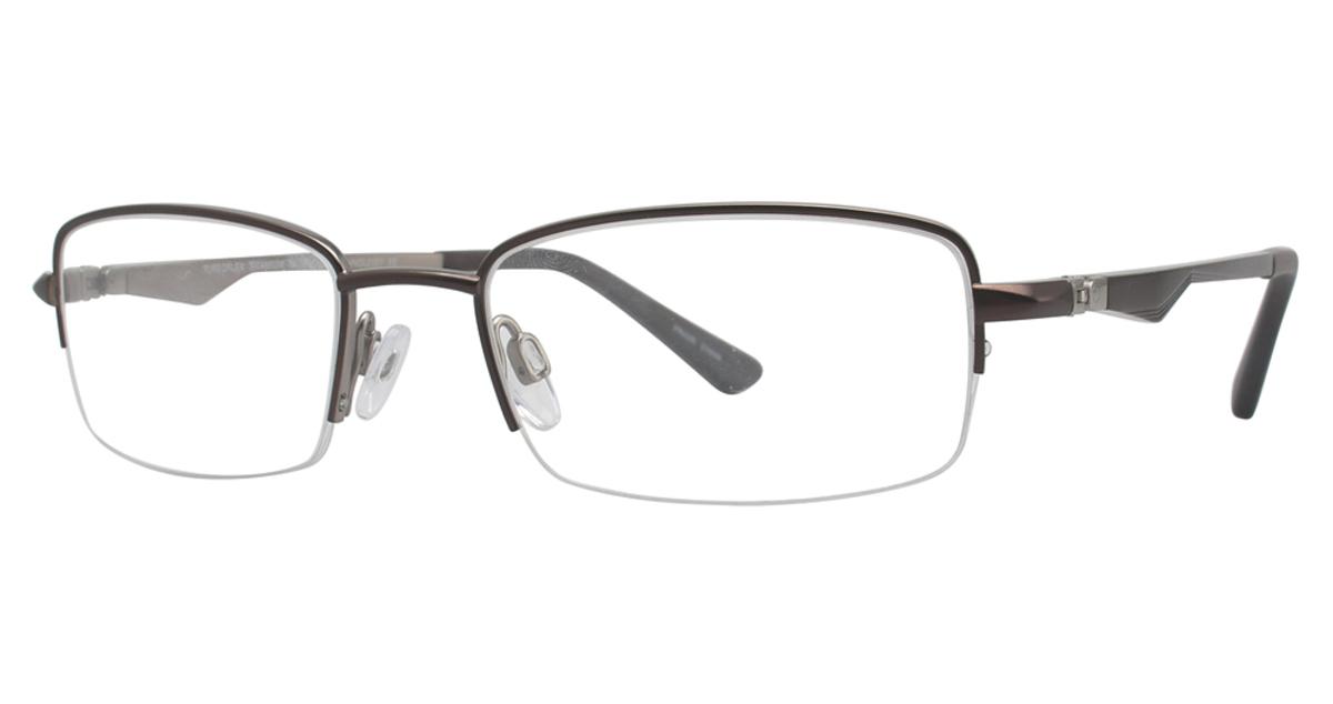 Aspex Easy Clip Eyeglass Frames : Aspex EC213 Eyeglasses Frames