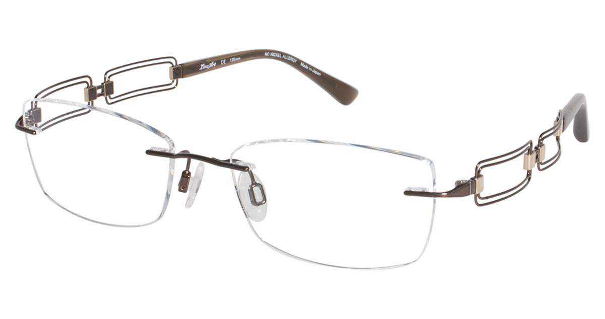 Line Art XL 2020 Eyeglasses Frames