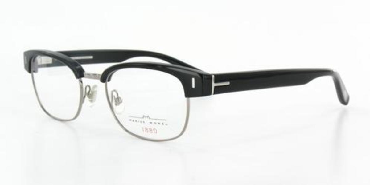 blacksilver v1020 - Morel Frames