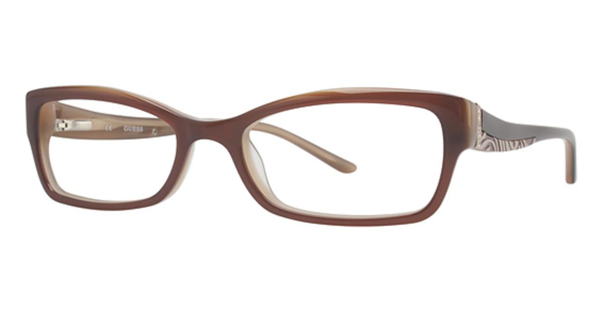 Eyeglass Frames Guess : Guess GU 2261 Eyeglasses Frames