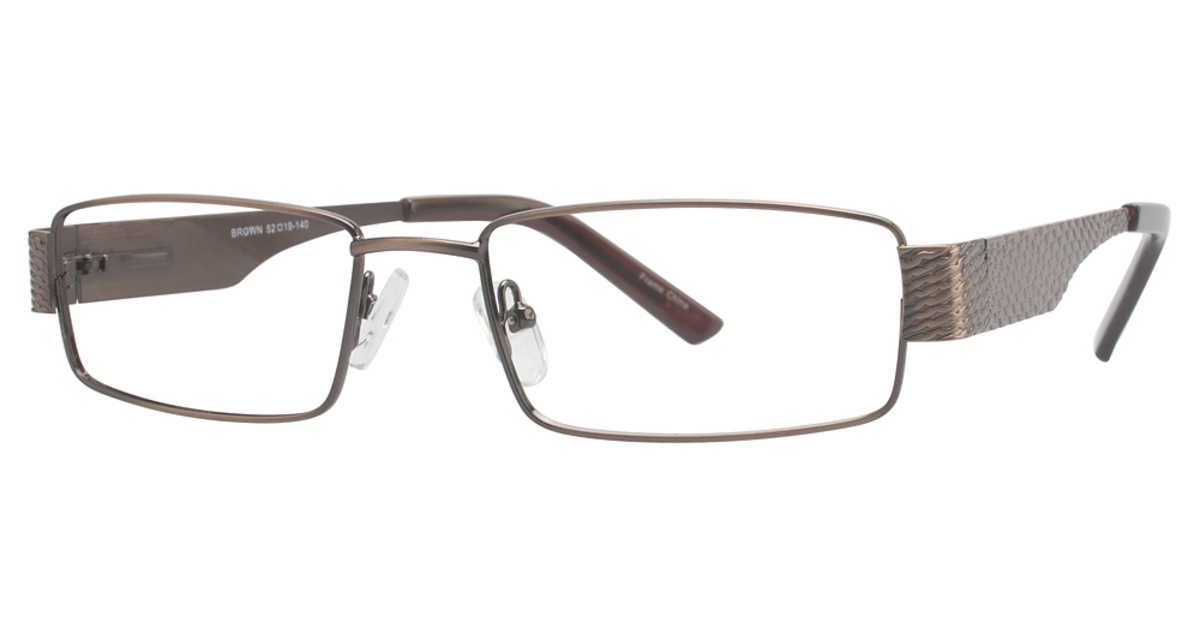 Capri Optics DC 104 Eyeglasses Frames