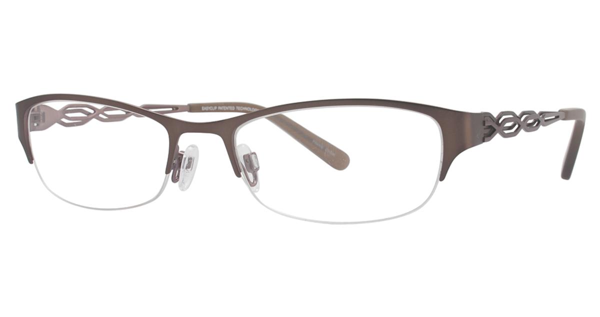 Aspex Easy Clip Eyeglass Frames : Aspex EC226 Eyeglasses Frames
