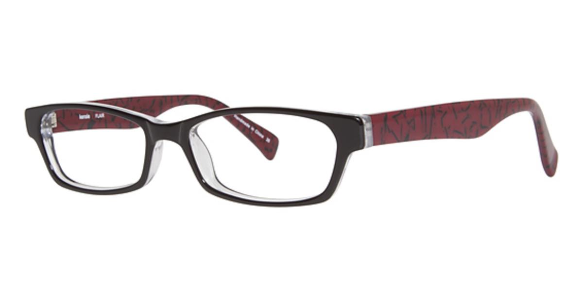 Eyeglass Frames Kensie : Kensie flair Eyeglasses Frames