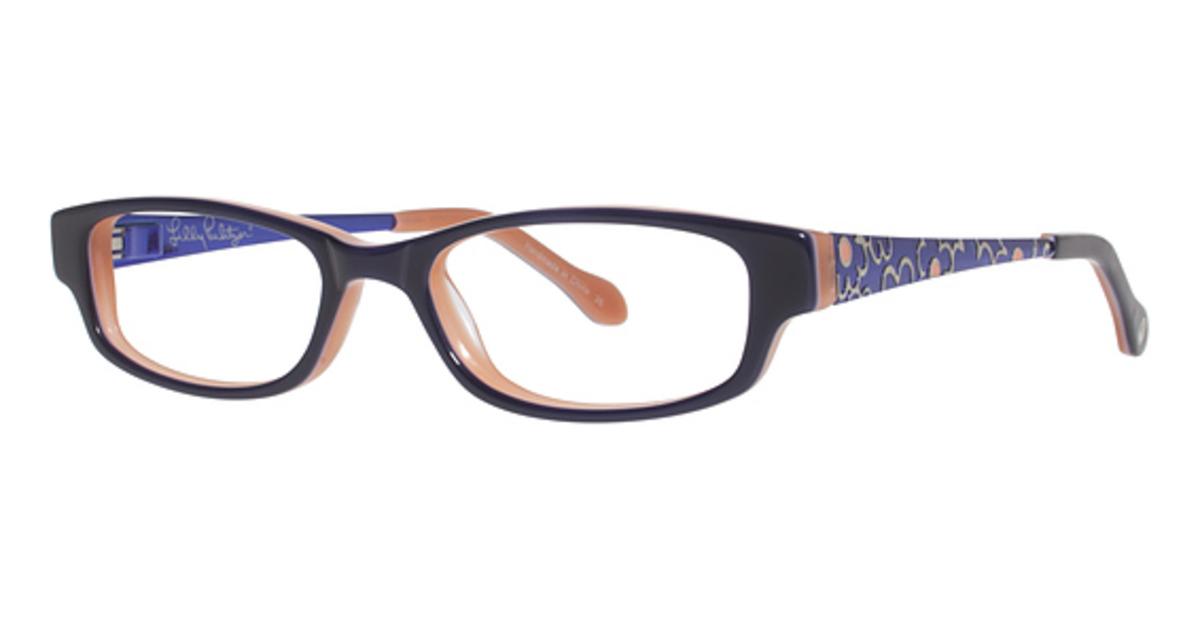 Eyeglass Frames Lilly Pulitzer : Lilly Pulitzer Linzy Eyeglasses Frames