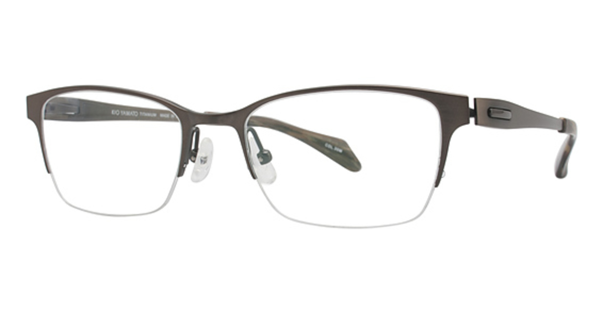 893593d408 Kio Yamato Optics KT-344 Matte Antique Brown. Matte Antique Brown