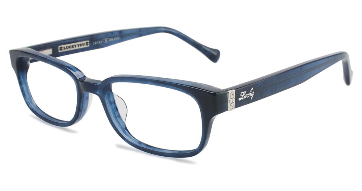 2c1d1b3ff7 Lucky Brand Lincoln Eyeglasses