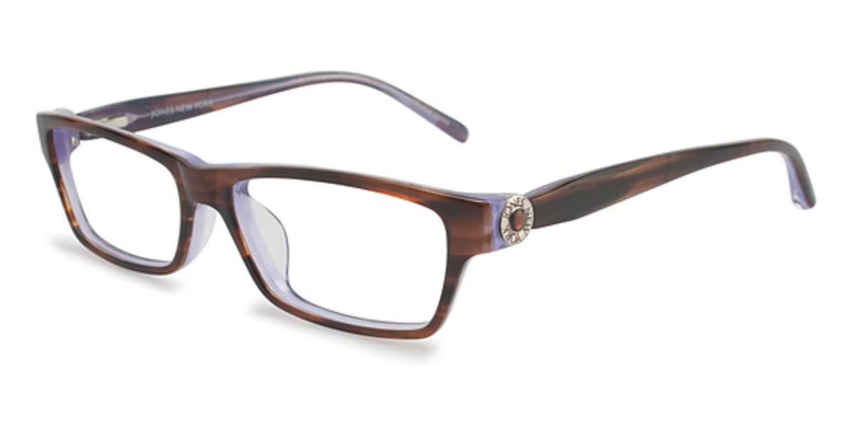 Eyeglass Frames New York : Jones New York J744 Eyeglasses Frames