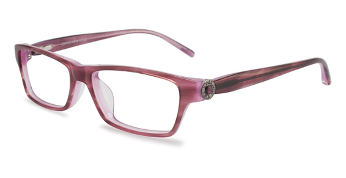 Discontinued Jones New York Eyeglass Frames : Jones New York J744 Eyeglasses Frames