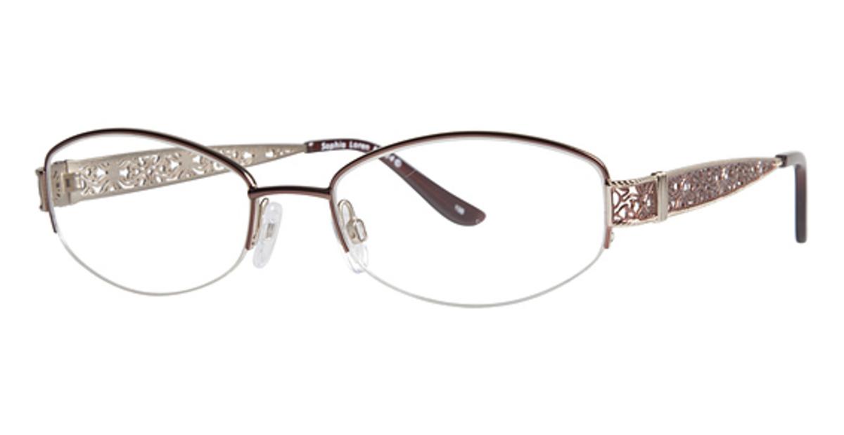 Sophia Loren M234 Eyeglasses Frames