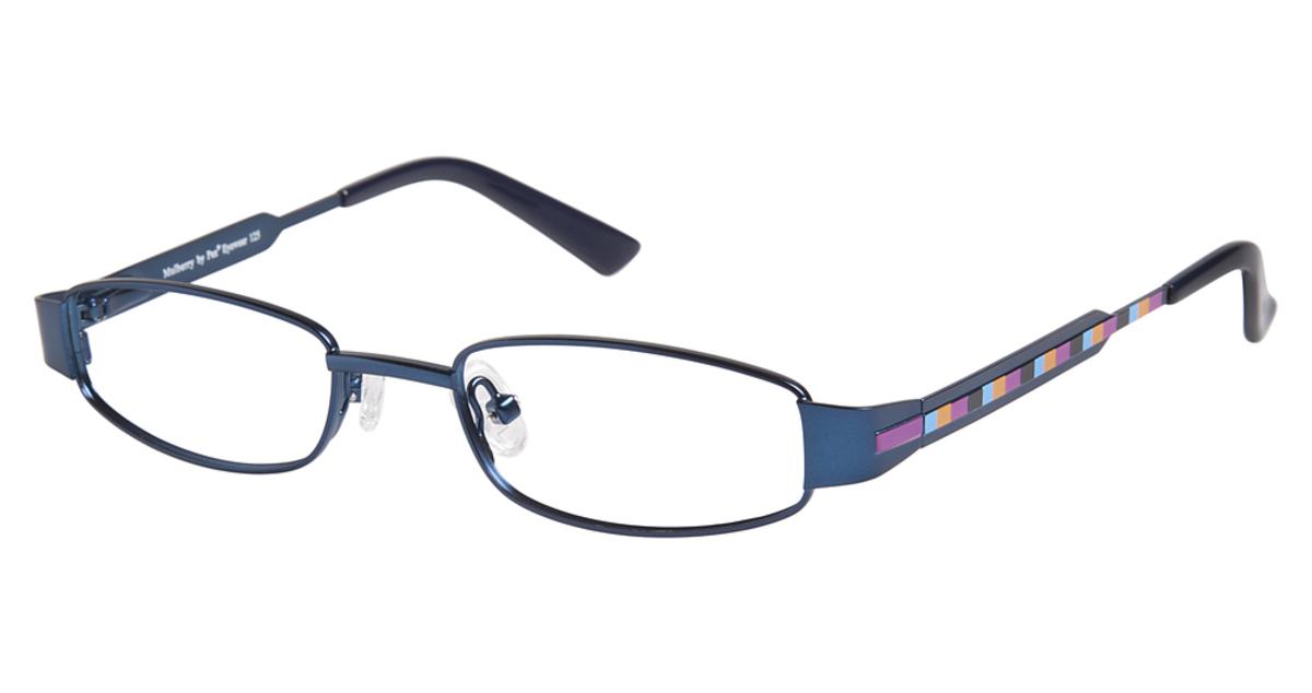 A&A Optical Mulberry Eyeglasses