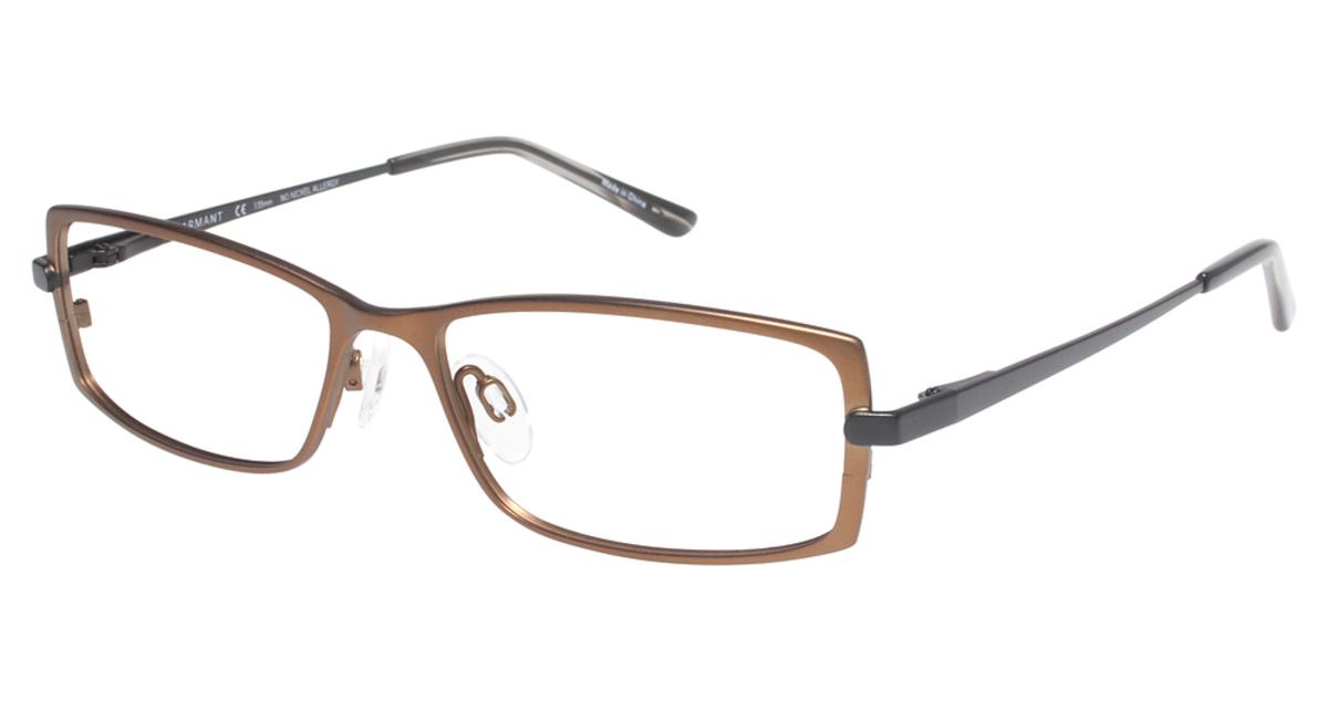 Eyeglass Frames Titanium : Charmant Titanium TI 12067 Eyeglasses Frames