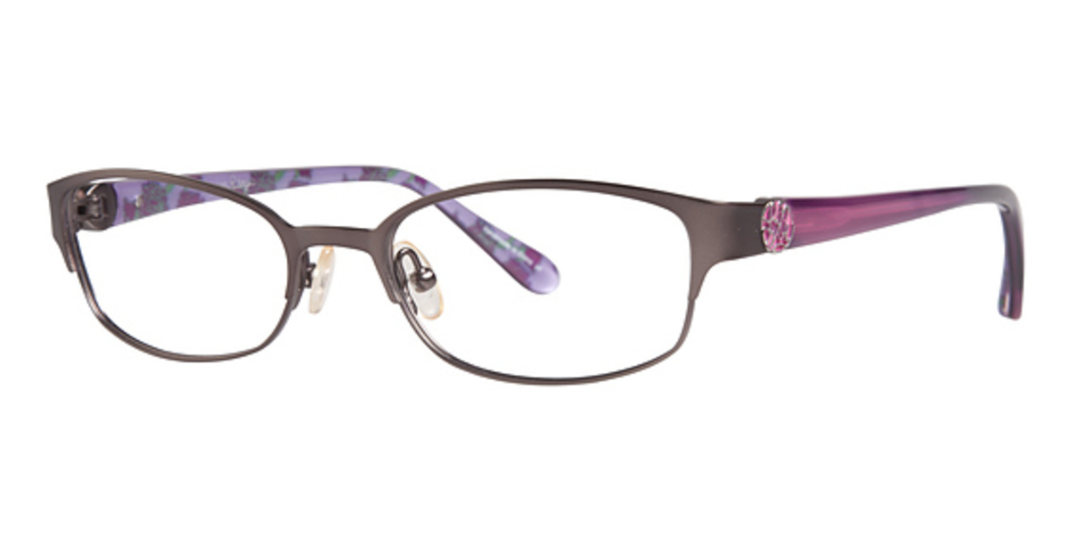 Eyeglass Frames Lilly Pulitzer : Lilly Pulitzer Bridgit Eyeglasses Frames