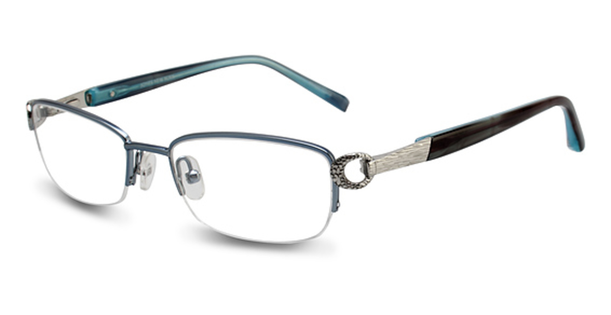 Eyeglass Frames Jones New York Petite : Jones New York Petite J136 Eyeglasses Frames