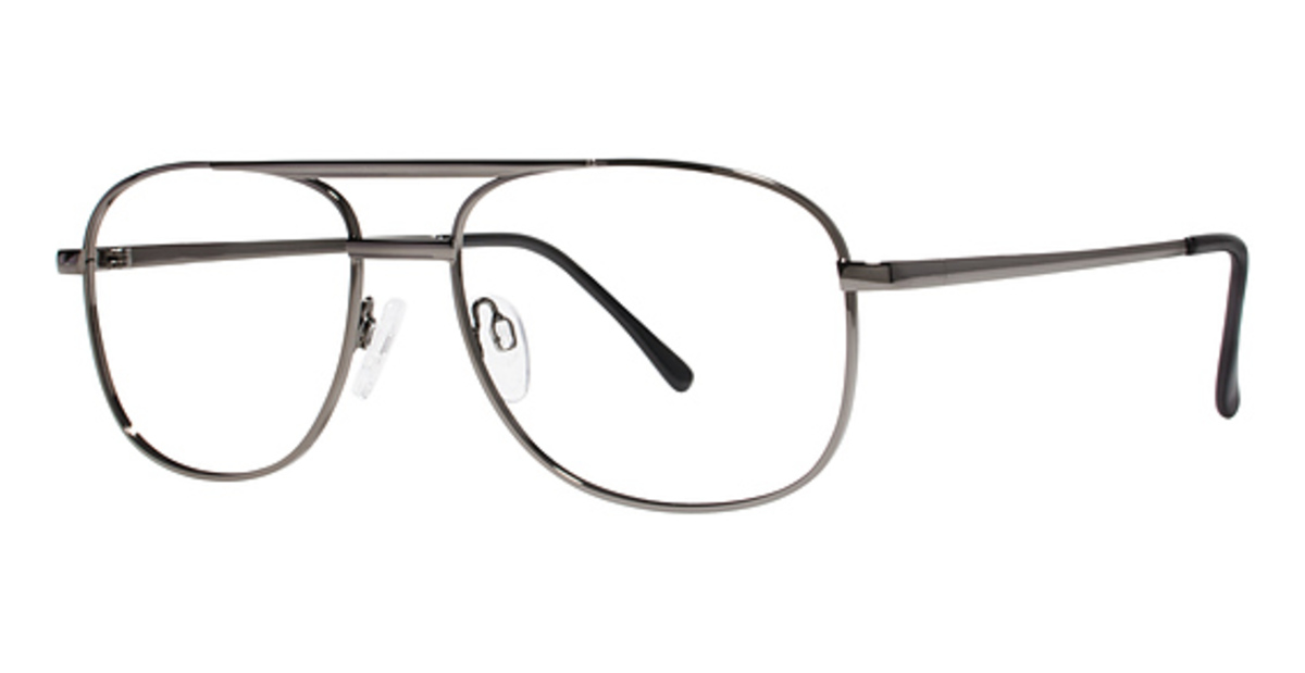 Modern Optical Crusader Eyeglasses Frames