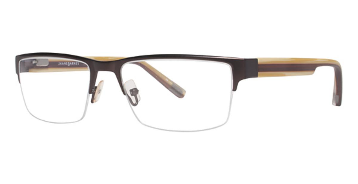 Jhane Barnes Structure Eyeglasses Frames