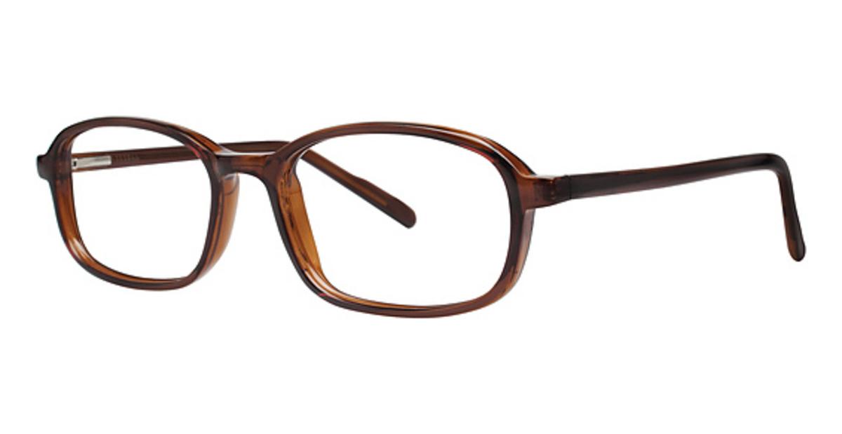 Modern Plastics II Burt Eyeglasses Frames