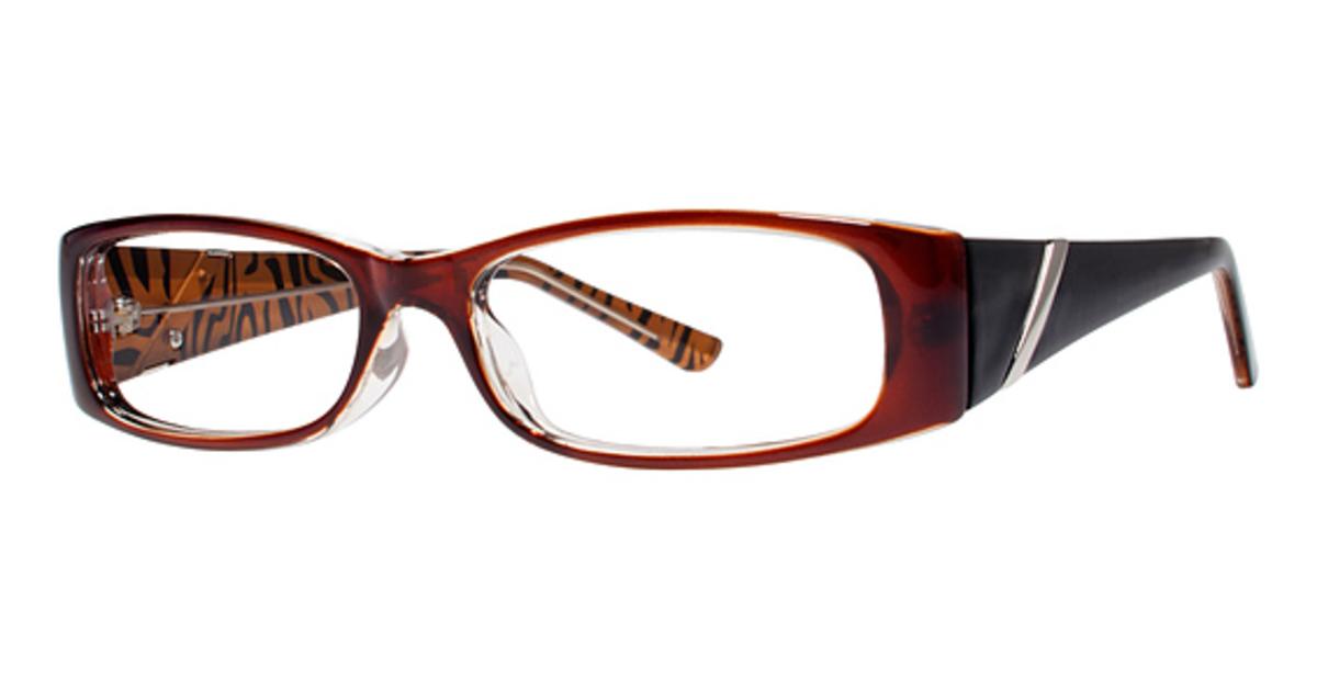 37ca7731467 Modern Plastics II Tigress Eyeglasses Frames