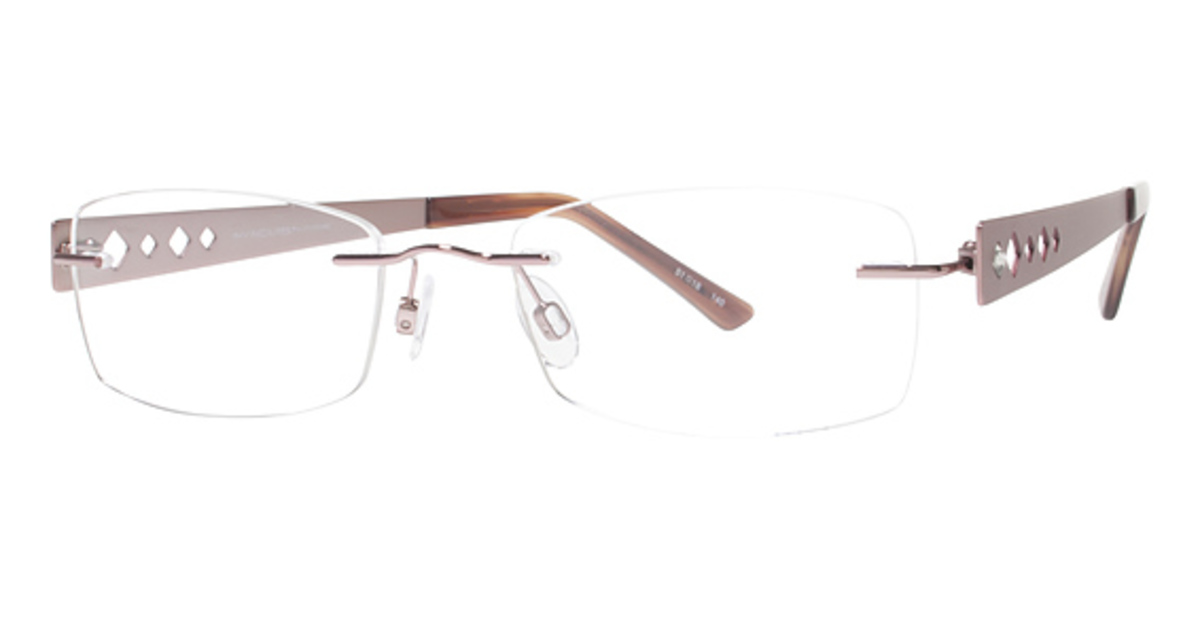 Invincilites Invincilites Zeta D Eyeglasses