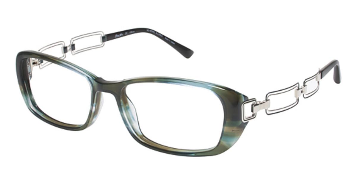 Eyeglass Frame Xl : Line Art XL 2032 Eyeglasses Frames