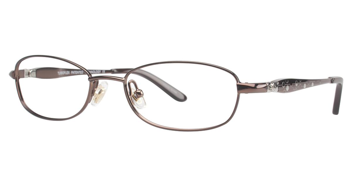Aspex Easy Clip Eyeglass Frames : Aspex EC262 Eyeglasses Frames