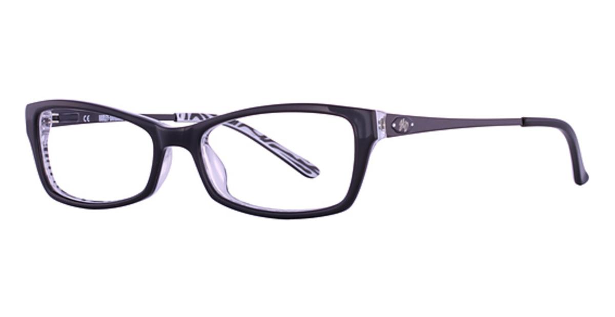 harley davidson hd0509 hd 509 eyeglasses