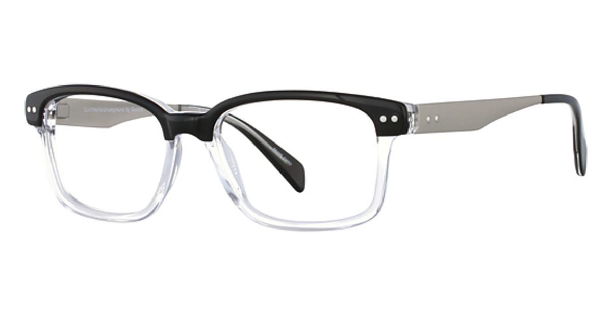 Eyeglass Frames Scott Harris : Scott Harris Underground Scott Harris UG-11 Eyeglasses Frames