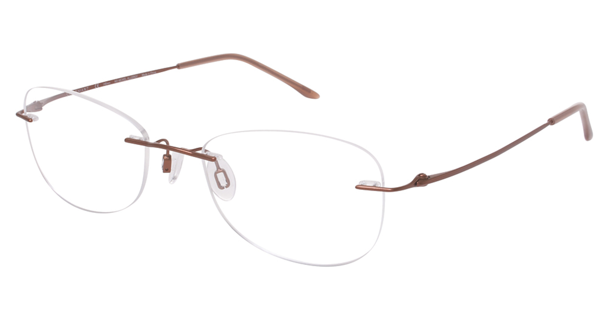 7a9a16c794 Charmant Titanium TI 8600 (Chassis Only) Eyeglasses