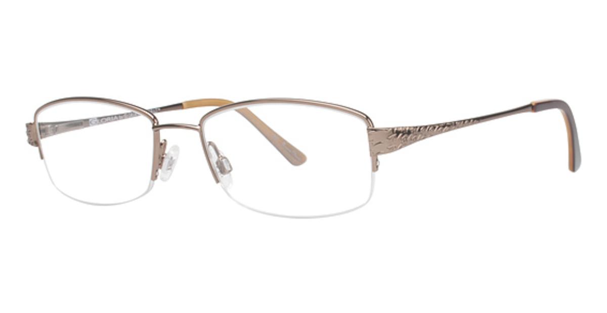 Eyeglass Frames Gloria Vanderbilt : Gloria Vanderbilt Gloria By 4028 Eyeglasses Frames
