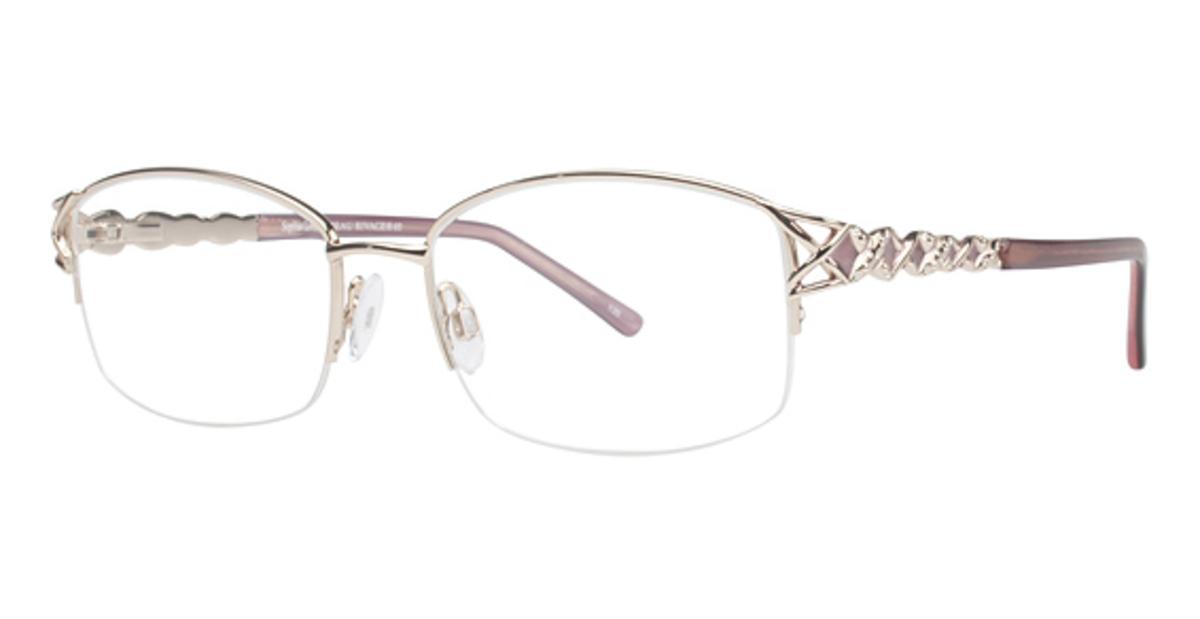 Sophia Loren Sl Beau Rivage 60 Eyeglasses Frames