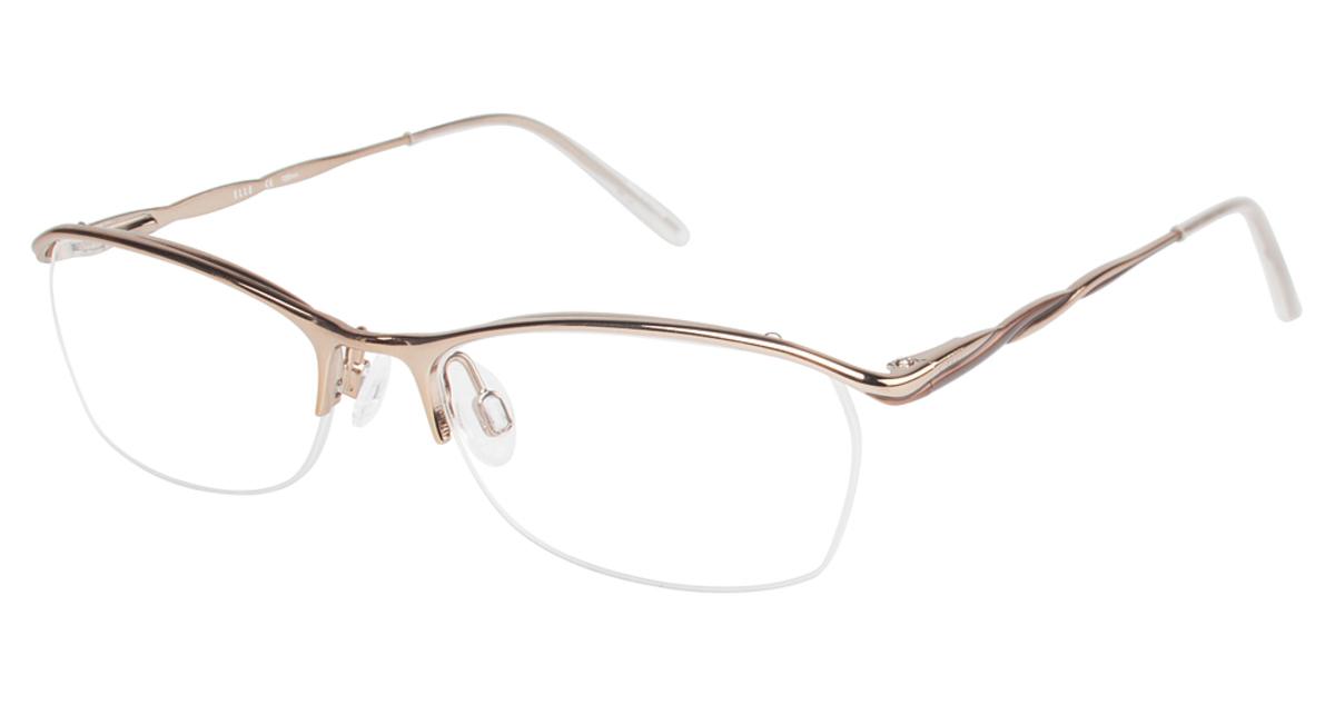 Elle Eyeglass Frames 18797 : ELLE EL 13353 Eyeglasses Frames