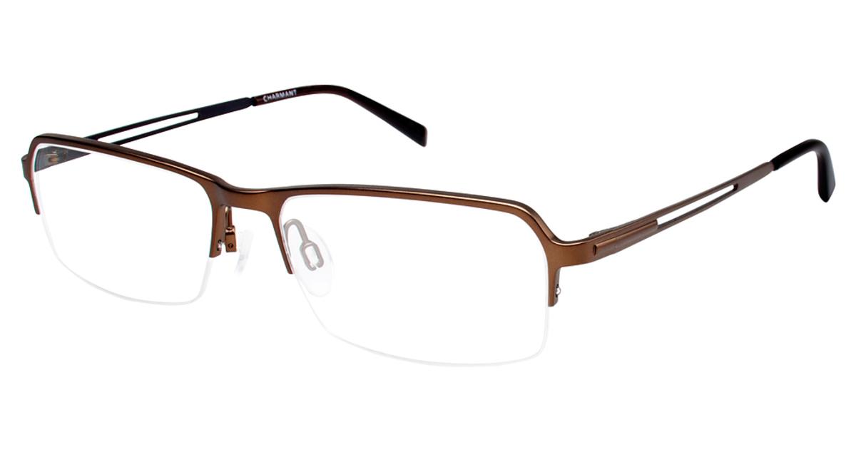 Charmant Titanium TI 10780 Eyeglasses Frames
