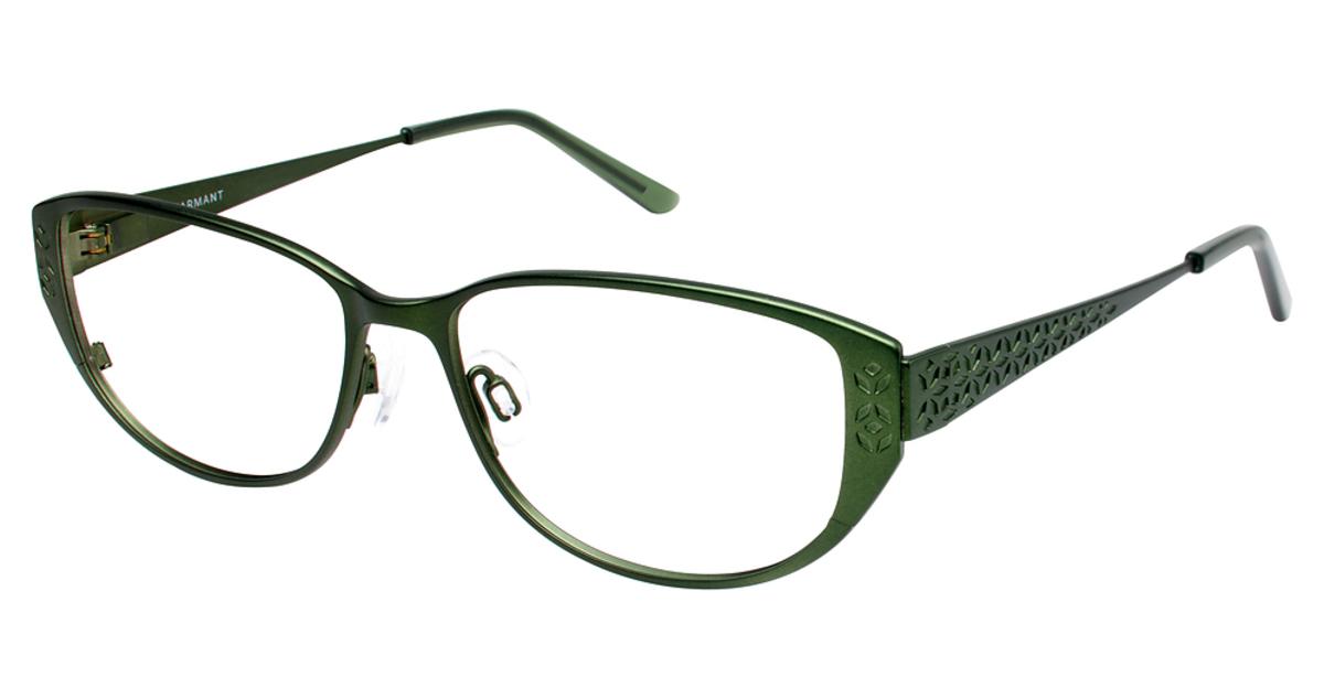 Eyeglass Frames Titanium : Charmant Titanium TI 12077 Eyeglasses Frames