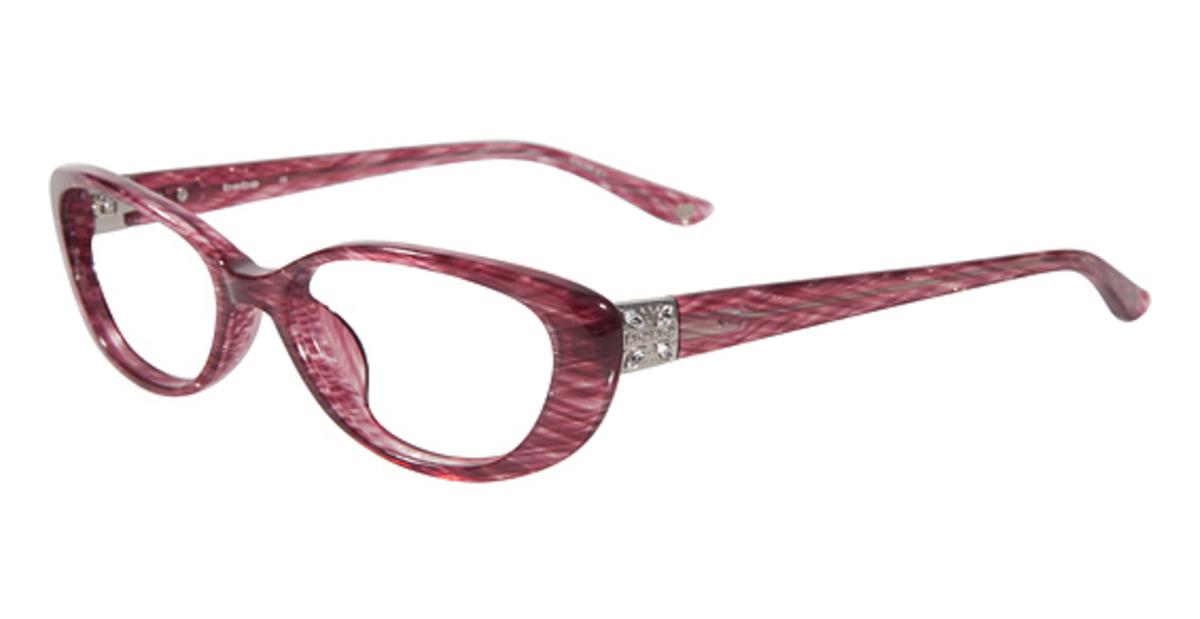 Bebe Hypnotic Eyeglass Frames : bebe BB5052 Eyeglasses Frames