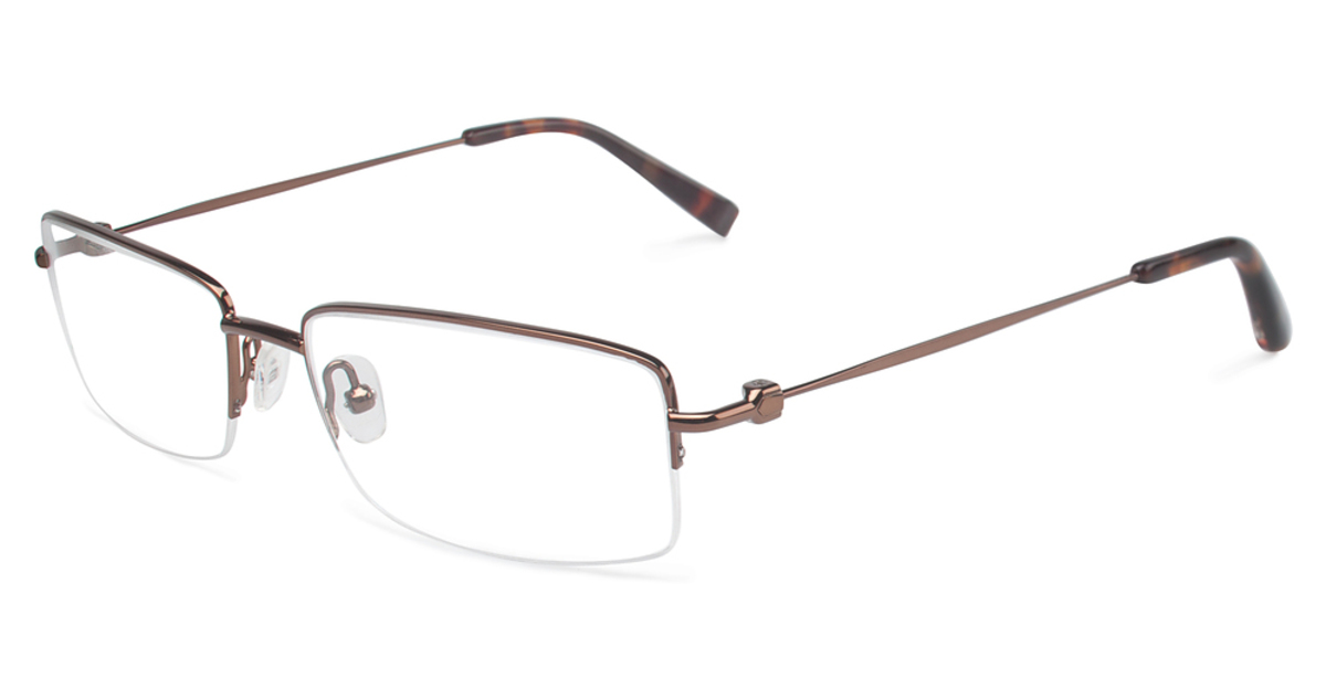 Eyeglass Frames New York : Jones New York Men J343 Eyeglasses Frames