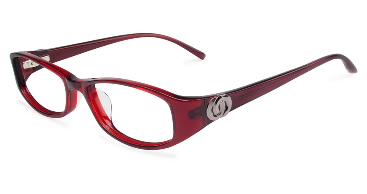 Discontinued Jones New York Eyeglass Frames : Jones New York J747 Eyeglasses Frames