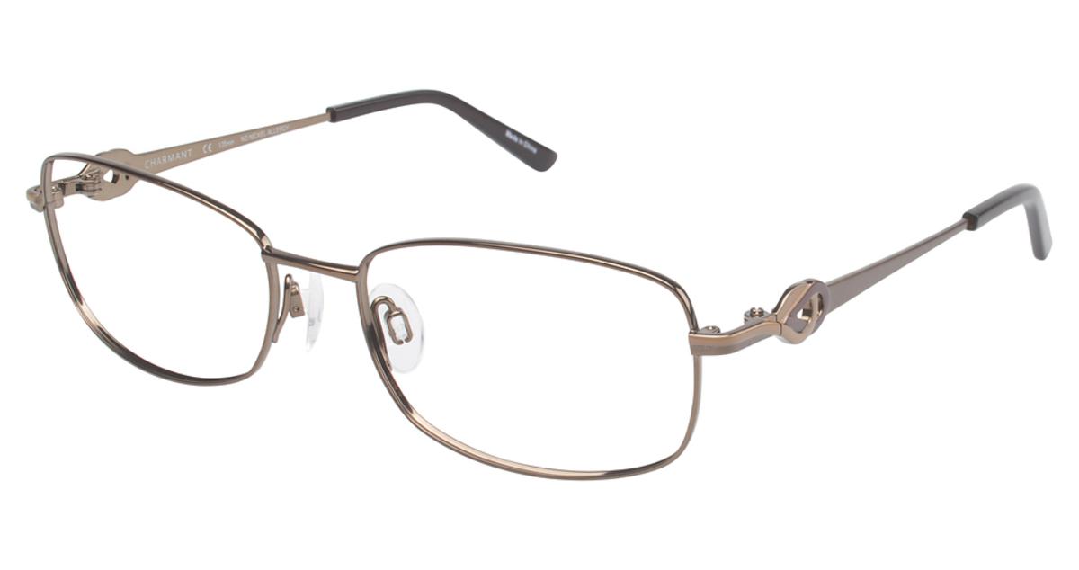 Eyeglass Frames Titanium : Charmant Titanium TI 12080 Eyeglasses Frames