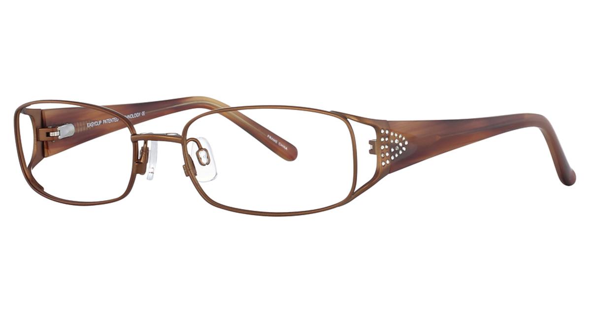 Aspex Easy Clip Eyeglass Frames : Aspex EC271 Eyeglasses Frames