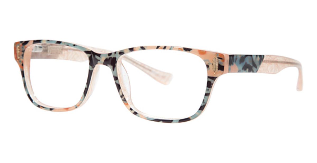 Kensie feather Eyeglasses Frames