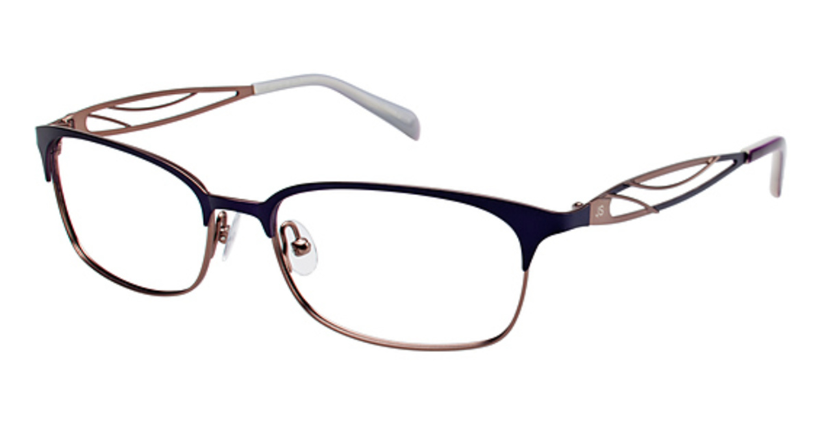 Jill Stuart Js 300 Eyeglasses Frames
