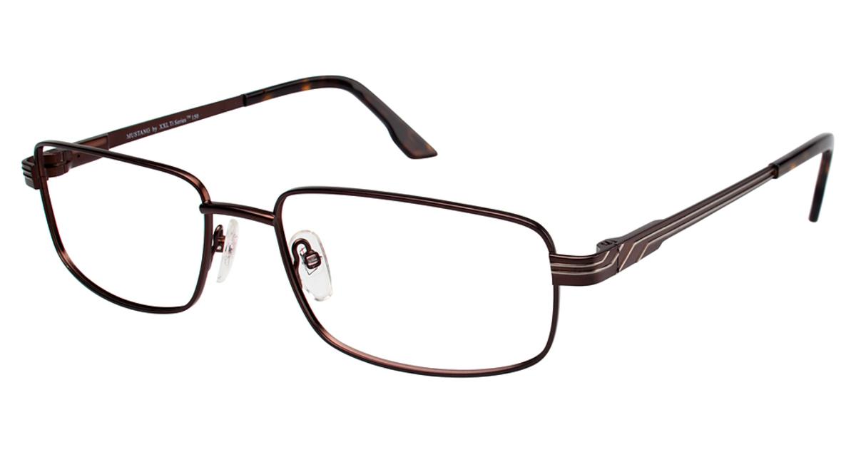 A&A Optical Mustang Eyeglasses